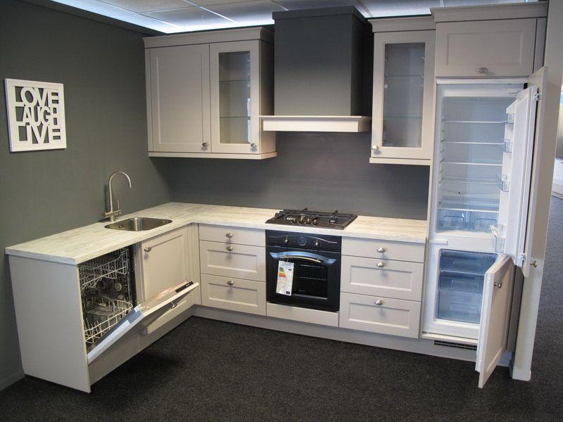 De voordeligste woonwinkel van nederland chalet 54594 - Moderne chalet keuken ...